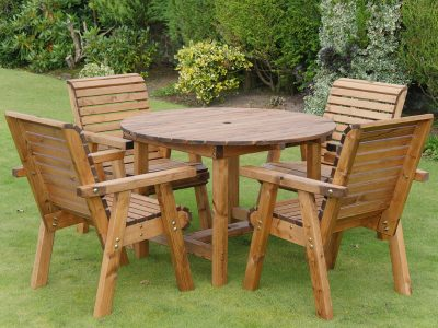 Four seater garden patio set - DR06