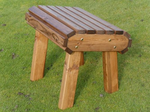 High garden footstool - DR34