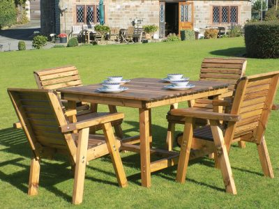 Four seater garden patio set DR37