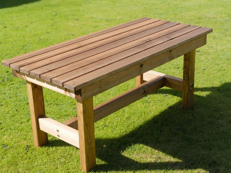 Dales Long Coffee Table