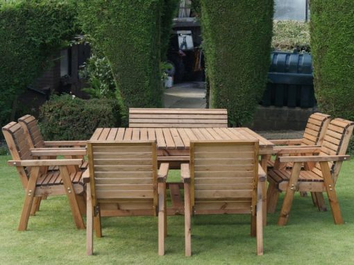 Eight Seater Garden Patio set - DR25