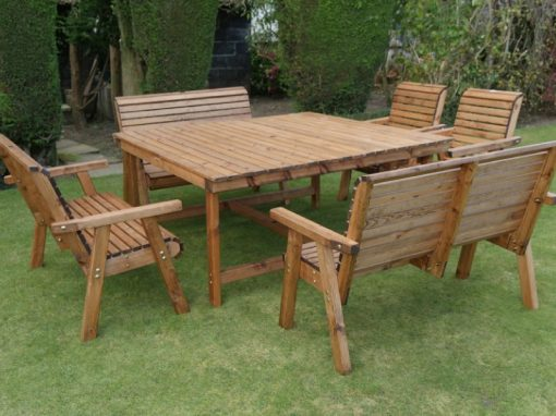 Eight Seater Garden Patio set - DR27