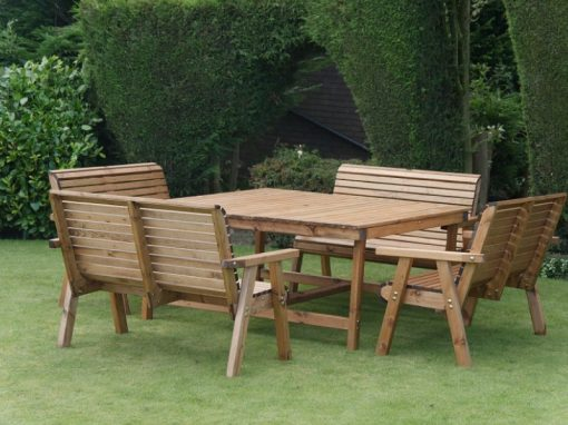 Eight Seater Garden Patio set - DR28