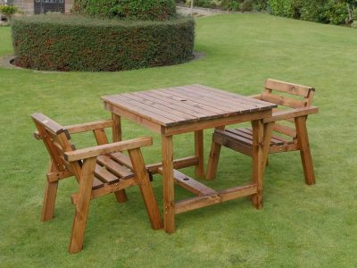 Traditional Two seater bistro set -TR43